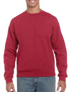 18000-Adult-Crewneck-Sweatshirt-Antique-Cherry-Red