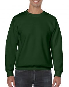 18000-Adult-Crewneck-Sweatshirt-Forest-Green