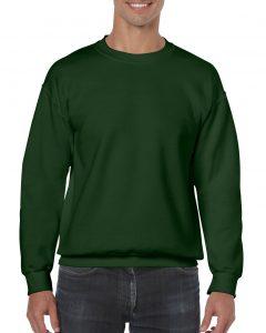 18000-Adult-Crewneck-Sweatshirt-Forest-Green