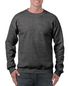 18000-Adult-Crewneck-Sweatshirt-Graphite-Heather