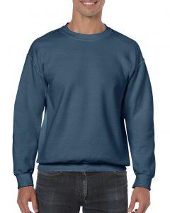 18000-Adult-Crewneck-Sweatshirt-Indigo-Blue