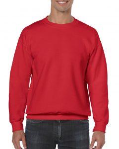 18000-Adult-Crewneck-Sweatshirt-Red