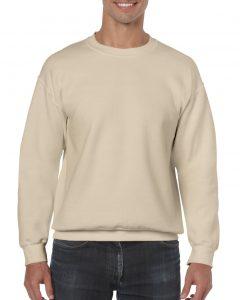 18000-Adult-Crewneck-Sweatshirt-Sand