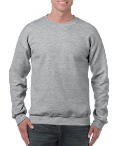 18000-Adult-Crewneck-Sweatshirt-Sport-Grey