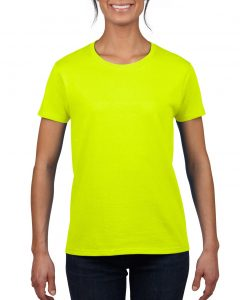 2000L-Ladies-T-Shirt-Safety-Green