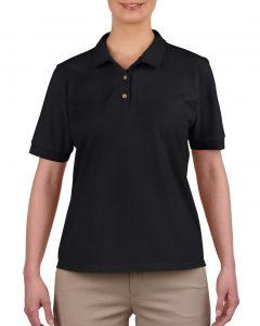 3800L-Ladies-Piqu-Sport-Shirt-Black
