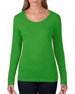 399-Womens-Featherweight-Long-Sleeve-Scoop-Tee-Green-Apple