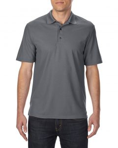 45800-Adult-Double-Piqu-Sport-Shirt-Charcoal