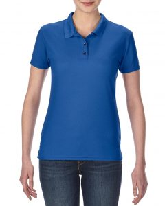 45800L-Ladies-Double-Piqu-Sport-Shirt-Royal