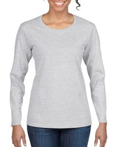 5400L-Ladies-Long-Sleeve-T-Shirt-Ash-Grey