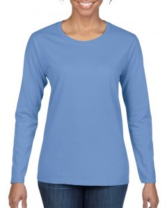 5400L-Ladies-Long-Sleeve-T-Shirt-Carolina-Blue