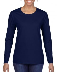 5400L-Ladies-Long-Sleeve-T-Shirt-Navy