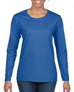 5400L-Ladies-Long-Sleeve-T-Shirt-Royal