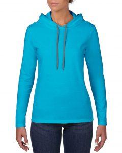 887L-Womens-Lightweight-Long-Sleeve-Hooded-Tee-Caribbean-Blue