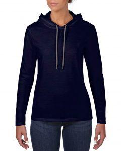 887L-Womens-Lightweight-Long-Sleeve-Hooded-Tee-Navy